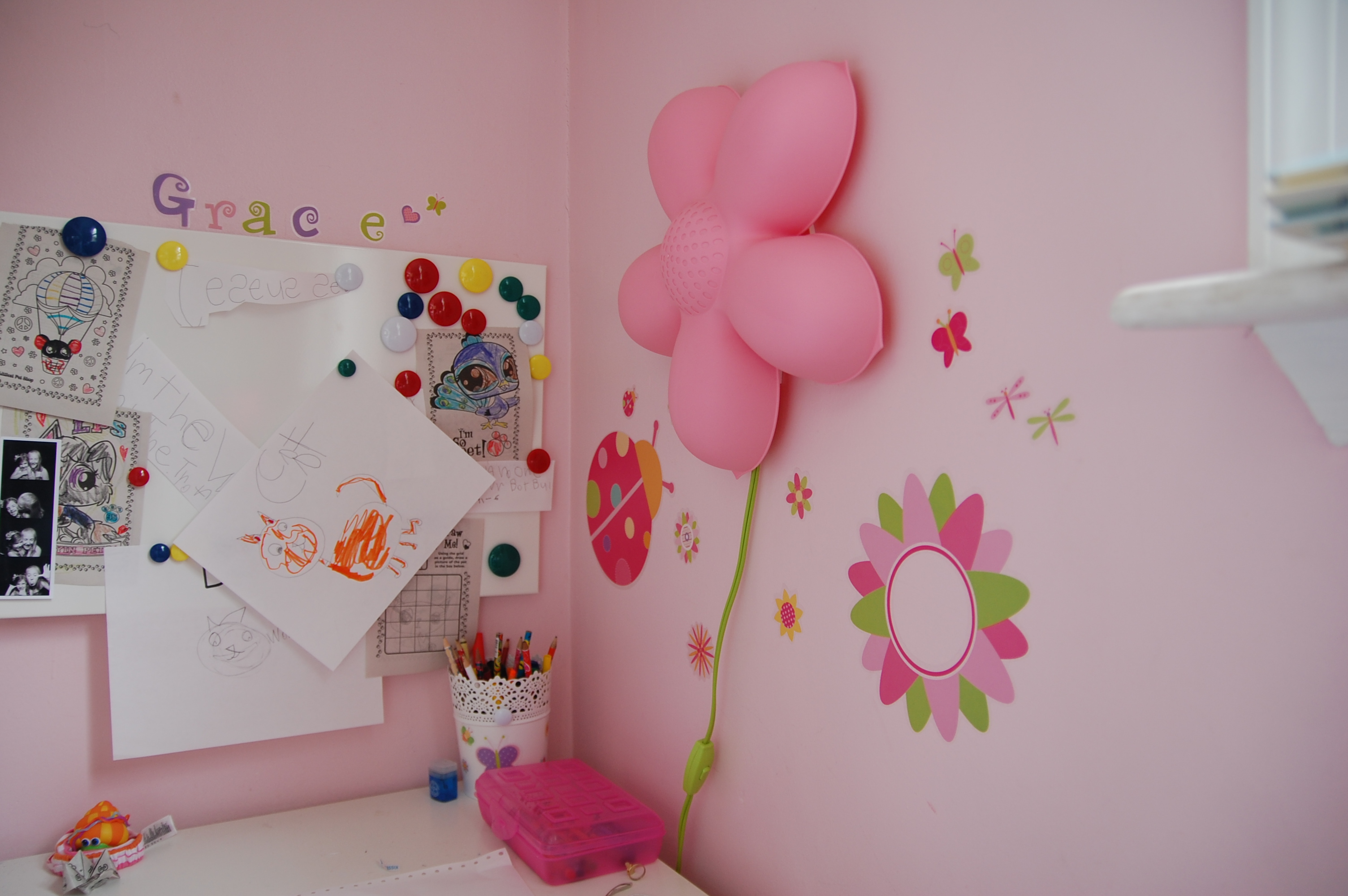 ikea wall lighting. Ikea Pink Flower Light Images Decoration Ideas Image Collections Wall Lighting